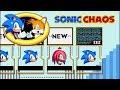"Sonic Chaos SAGE Demo Mod - Secret Stages & ""Knuckles"""
