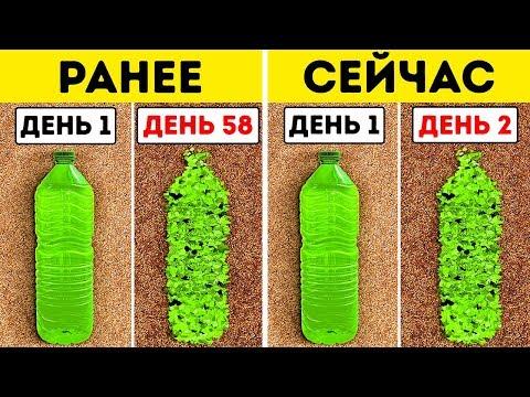 Как разложить пластик