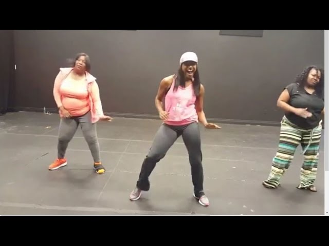Thats What I Like By Bruno Mars Dance Fitness Routine