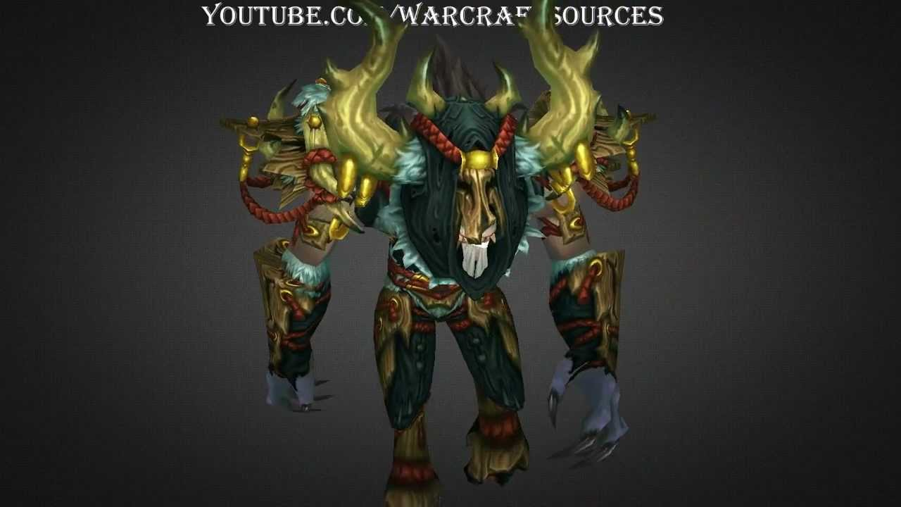 Worgen Druid Season 13 Pvp Armor Patch 52