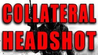 Modern Warfare 3: Sick Headshot Collateral!!!