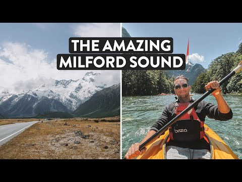 The Best Day Trip From Queenstown, Milford Sound (Nature Cruise & Kayak)