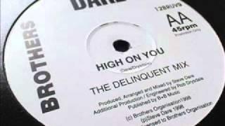 Dare - High On You - Old Skool Garage
