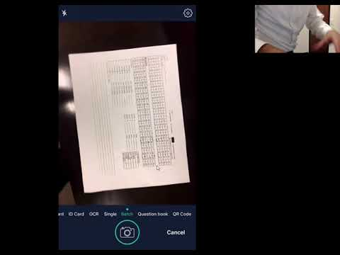 Cam Scanner App Tutorial