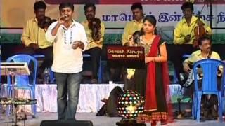BELLY RAJ in GANESH KIRUPA Best Light Music Orchestra in Chennai
