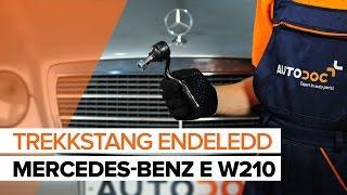 Se videoguiden vår om feilsøking i Styrekule MERCEDES-BENZ