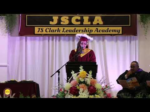 JS Clark Leadership Academy  - Senior Graduation  - Class of 2020