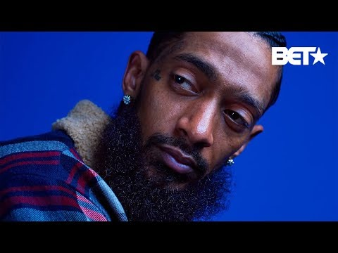 Stichiz - Live From LA- Fans Celebrate Rapper Nipsey Hussle Life