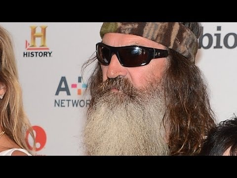 Duck Dynasty Racist Anti-Gay Phil Robertson - Hate Or Ignorance?