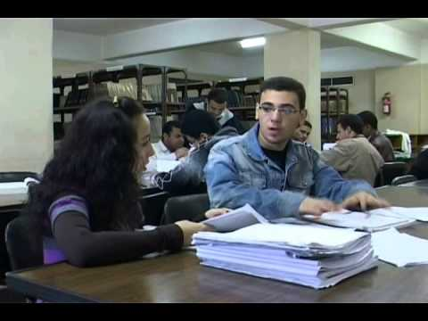 Tour in the Faculty of Pharmacy, Assiut University, Egypt, II