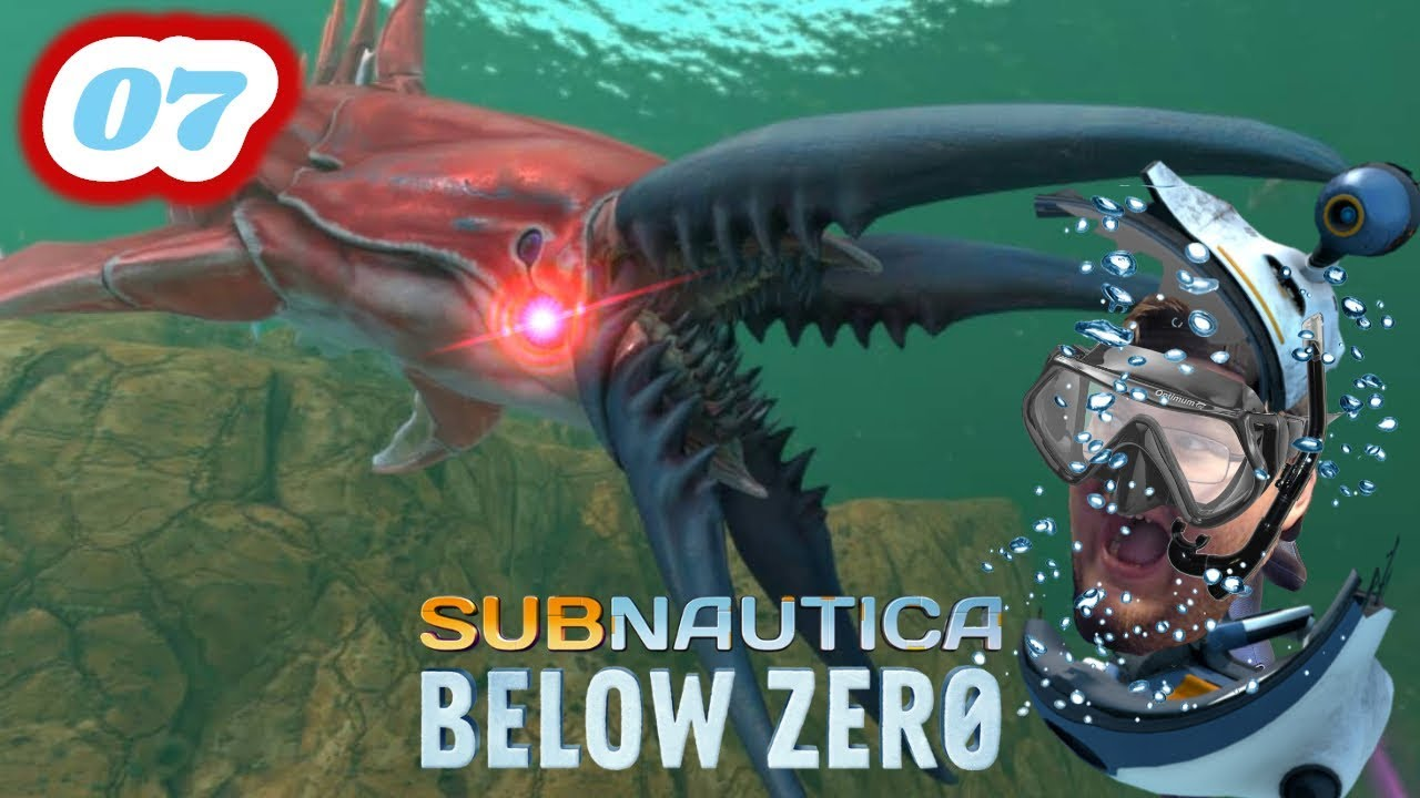 AN UNEXPECTED ENCOUNTER    || Subnautica Below Zero - (Part 07)