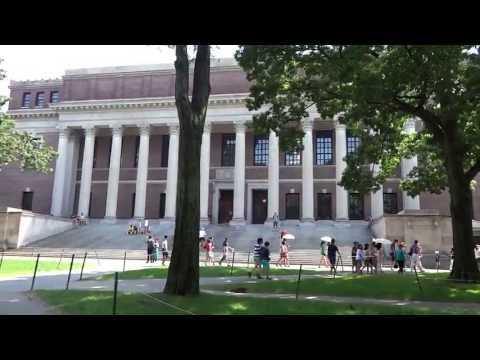 HARVARD UNIVERSITY TOUR {EN ESPANOL}