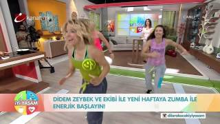 Zumba Fitness on Kanaltürk - Armando & Heidy - My Check