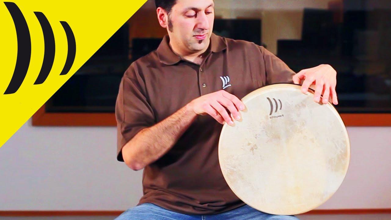 Frame Drum Traditional / Def 16\'\' / Schlagwerk RTDEF // Murat Coşkun ...