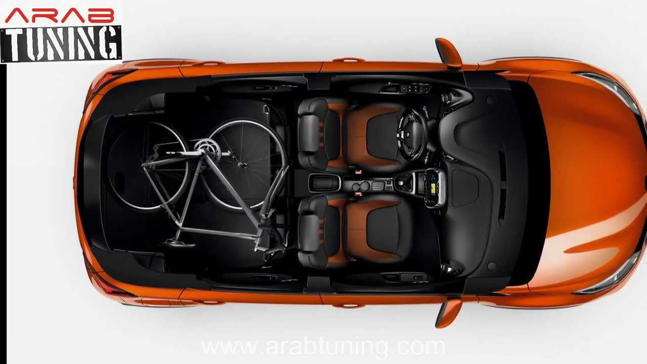 renault captur test driven by arab tuning youtube. Black Bedroom Furniture Sets. Home Design Ideas