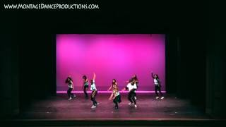 Montage Dance Competition- Adult Division- Natural Order
