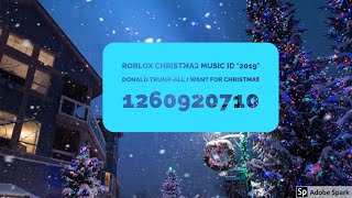 roblox christmas music ID codes *2019*2020*   YouTube