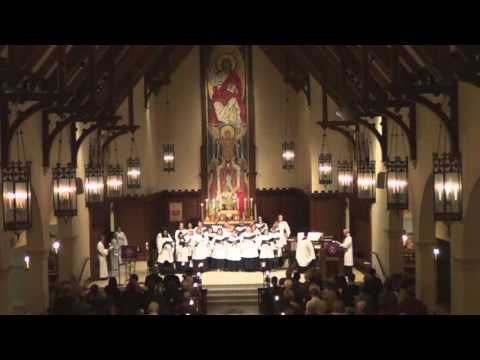Advent Lessons and Carols St Edmund