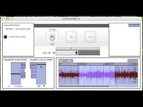 z.transcribe demo