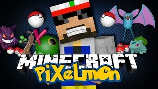 Minecraft Pixelmon 1 - LET