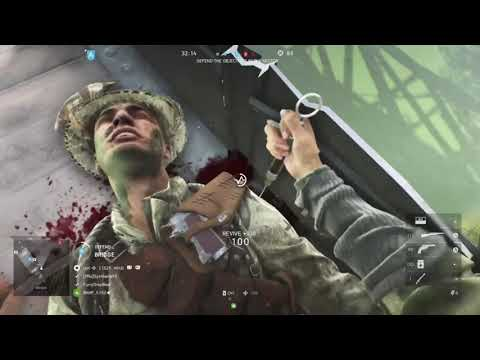Battlefield 5 - A Day In The Life of a Medic...