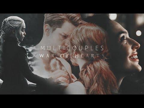 Multicouples   War of Hearts