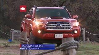 Toyota Tacoma TRD 4X4 : La mejor por donde la veas