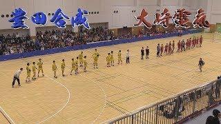 第43回日本ハンドボールリーグ 大崎電気 豊田合成