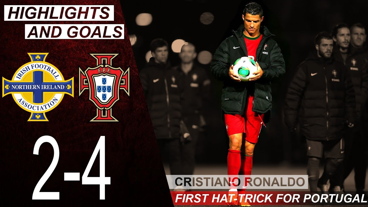 Download Northern Ireland vs Portugal 2-4 | Highlights & Goals | Cristiano Ronaldo first hat-trick Portugal