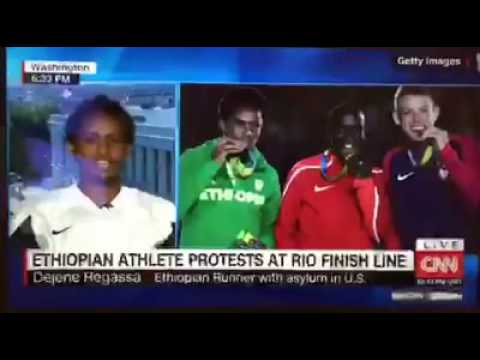 New: CNN International on Fayisa Lelisa