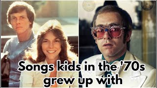 100 Songs Kids in the '70s Grew Up with