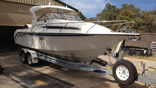 Whittley 26 Sea Legend For Sale
