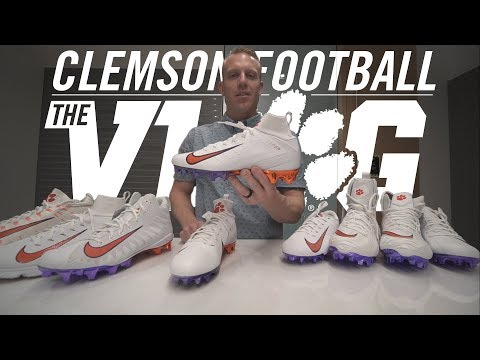 Clemson Football || The Vlog (Season 2, Ep 8)