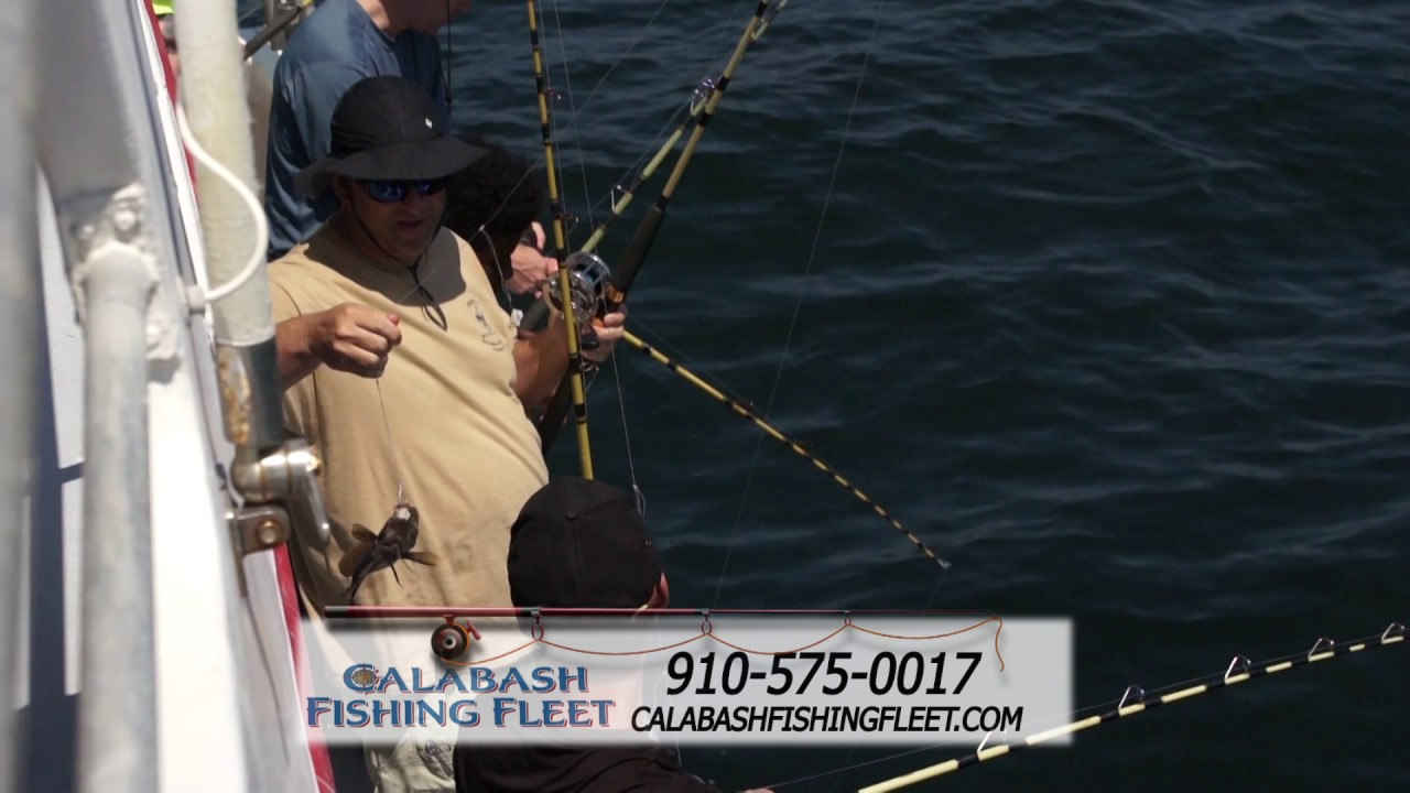 calabash fishing fleet youtube