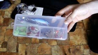 Полный рыболовный набор c AliExpress - Lixada