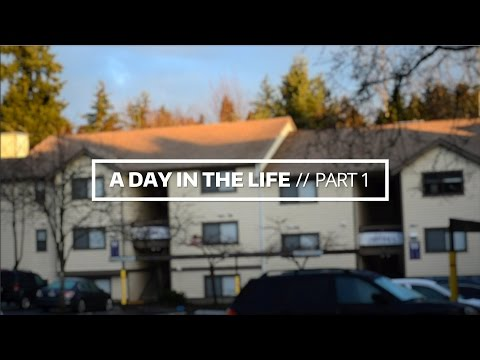 Day in the Life // Part 1