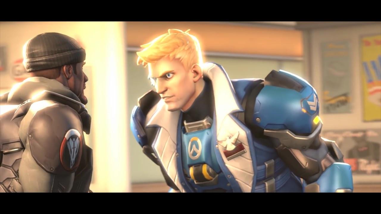 Overwatch Reaper Backstory