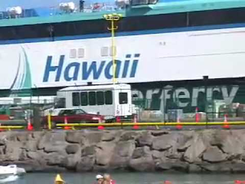 Hawaii Super Ferry