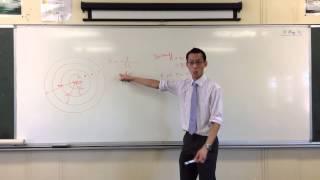 Probability/Area Problem (Example 2: The Dartboard)