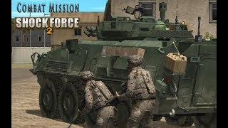 US INVADES SYRIA! Combat Mission Shock Force 2