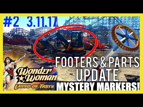 Wonder Woman Lasso of Truth Construction Update 3/11/2017