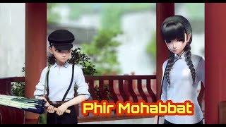 Lindo de Animación de la Historia de Amor|Nueva de WhatsApp de estado de 2018|Phir Mohabbat|LoveShark CJ