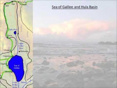 GB 102 Module 24 The Sea of Galilee