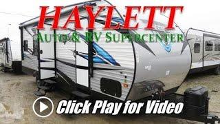 HaylettRV - 2017 Vengeance Super Sport 25V Half Ton Towable Toy Hauler Travel Trailer