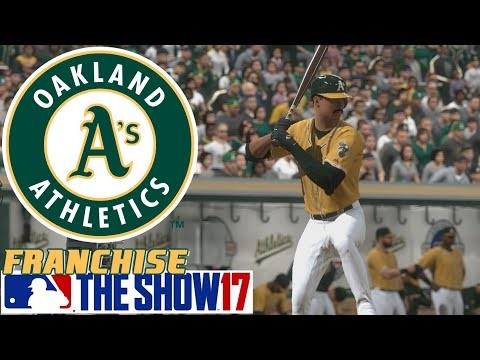 PLAYOFFS ALDS - MLB The Show 17 - Franchise Mode - Oakland ep. 24