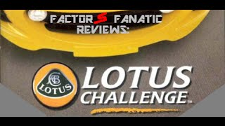 Factor5Fan Reviews: Lotus Challenge (GameCube)