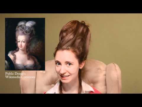 Marie Antoinette's Hair Was Full of Secrets