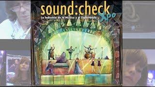 Soundcheck Xpo 2014 - Nuestro Stand Video 1/3