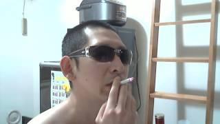 たばこ 喫煙動画 ゴールデンバット 新パッケージ