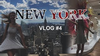 TOP OF THE ROCK & VICTORIA SECRET MUSEUM | NY #4 || Mila Malina